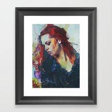 Mostly Framed Art Print