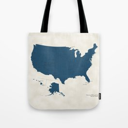 National Parks of the United States Tote Bag