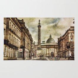 Textured Newcastle Upon Tyne Rug