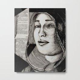 Bianca Davri Metal Print