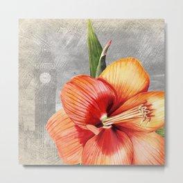 Macro Flower #5 Metal Print