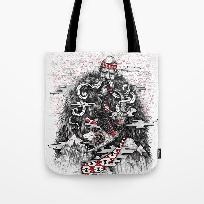 Call of Tradition Tote Bag