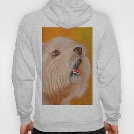 Westhighland White Terrier Portrait Hoody