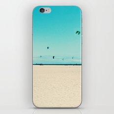 KITE SURFING iPhone & iPod Skin