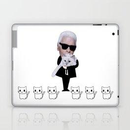 Karl 505 Laptop & iPad Skin