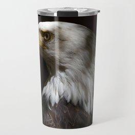 Bald Eagle   Raptor   Bird   Wildlife Photography Travel Mug