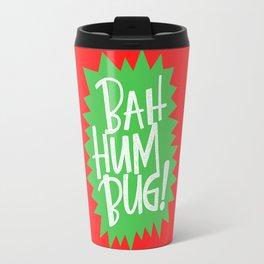 BAH HUM BUG! Travel Mug
