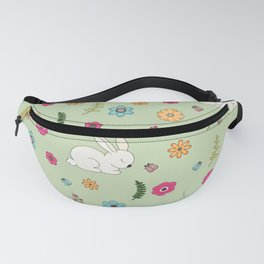 Easter bunny Fanny Pack