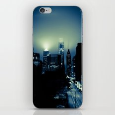 Philly glow iPhone Skin