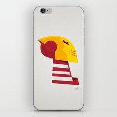 Classic man of iron iPhone & iPod Skin