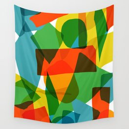 Super Colors Wall Tapestry