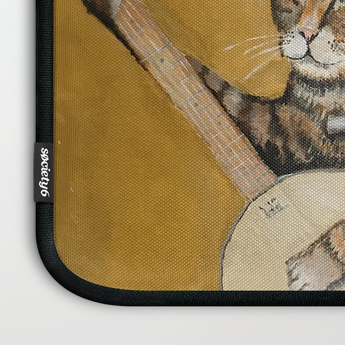 Cat Quartet Laptop Sleeve
