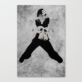 Death the Kid Canvas Print