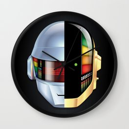 Daft Punk - Discovery variant Wall Clock