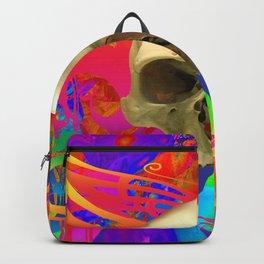 Skull Butterfly Backpack