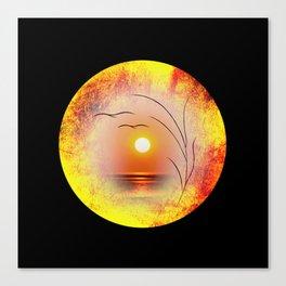 Meditatin 2 Canvas Print