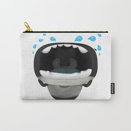 Abo in the ocean Carry-All Pouch