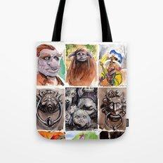 Labyrinth Cast Tote Bag
