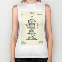 Coffee Urn-1890 Biker Tank