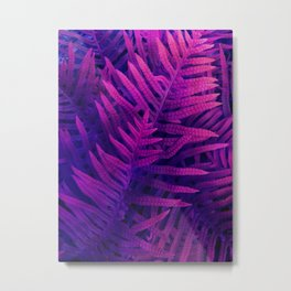 Ferns#2 Metal Print
