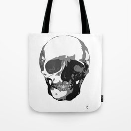 Skull Vector Art Tote Bag