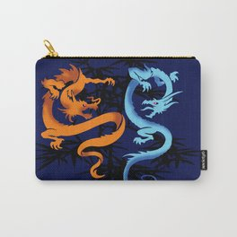 Dancing dragons Carry-All Pouch