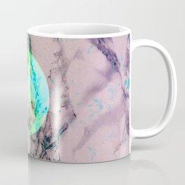 Marble Moon Coffee Mug