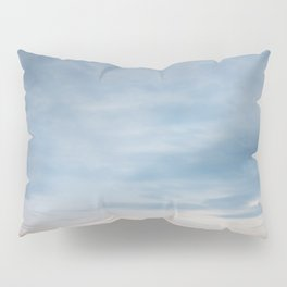 The Jetty at Sunset - Landscape Pillow Sham