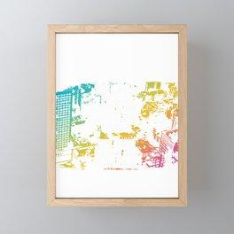 Minutiae the Small Detail Framed Mini Art Print
