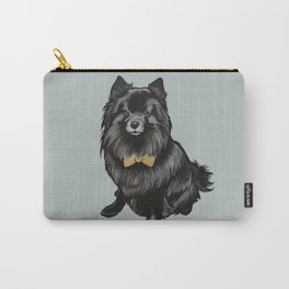 Ozzy the Pomeranian Mix Carry-All Pouch