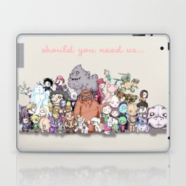 Should You Need Us (Super Extended) Laptop & iPad Skin