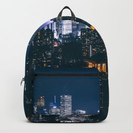 Toronto Ontario Canada Skyline Backpack
