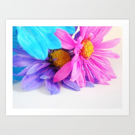 Brightly Alive I Art Print