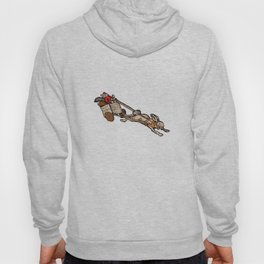 The Nut Express Hoody
