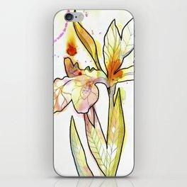 Queen Flower iPhone Skin