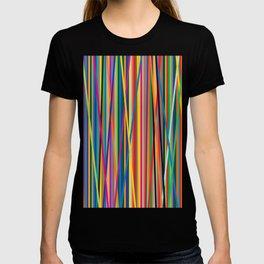 STRIPES STRIPES STRIPES T-shirt