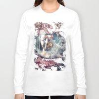 buddha Long Sleeve T-shirts featuring Buddha by KunstFabrik_StaticMovement Manu Jobst