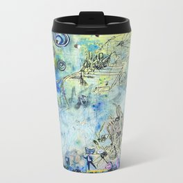 The Small World Experiment Travel Mug
