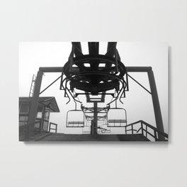 Turning Point Metal Print