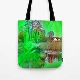 See you by the lake Tote Bag