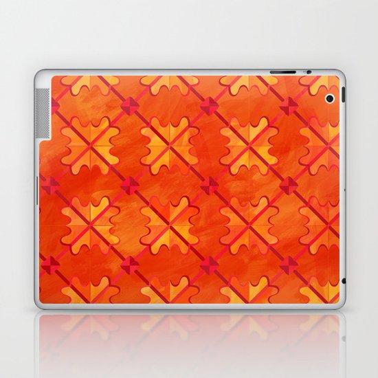 Sagittarius pattern Laptop & iPad Skin
