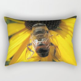 A Bee's Life Rectangular Pillow