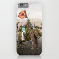 Lost Continent Slim Case iPhone 6s