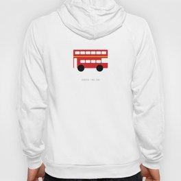 London Red Bus Hoody