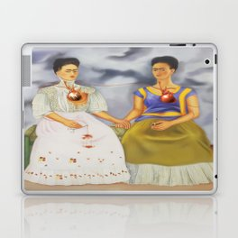 The Two Fridas Laptop & iPad Skin