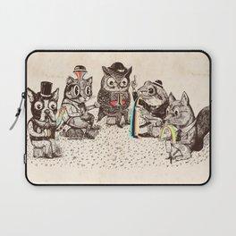 Strange Animals Laptop Sleeve