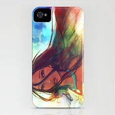 The Wind... iPhone (4, 4s) Slim Case
