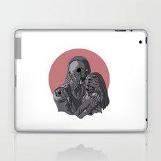 Visions of Annihilation Laptop & iPad Skin