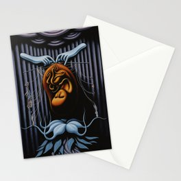 Comfort In The Unknown Stationery Cards