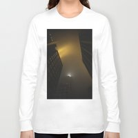 gotham Long Sleeve T-shirts featuring Gotham by Tanner Albert